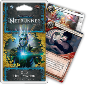 Android : Netrunner : Sans Cycle - Old Hollywood